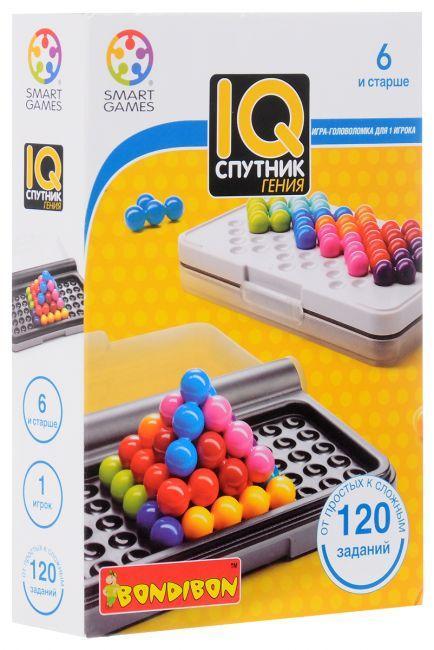 Настольная игра IQ-Спутник гения