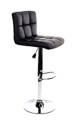 Барный стул Hoker, черный, фото 2