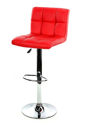 Барный стул Hoker, красный, фото 2
