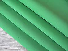 Фоамиран китайский зеленый 1 мм от 15 грн за лист 50 на 50 см