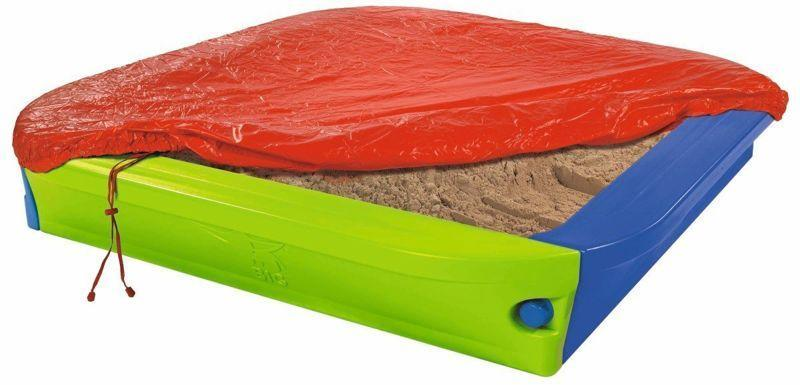 Дитяча пісочниця велика з захисним покриттям Big 56726 для дітей
