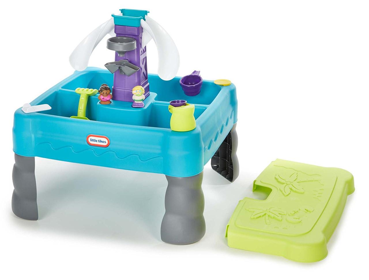 Игровой детский водный столик песочница Little Tikes 641213 для детей
