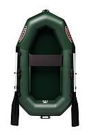 Гребная одноместная лодка Vulkan V190 S (слань)