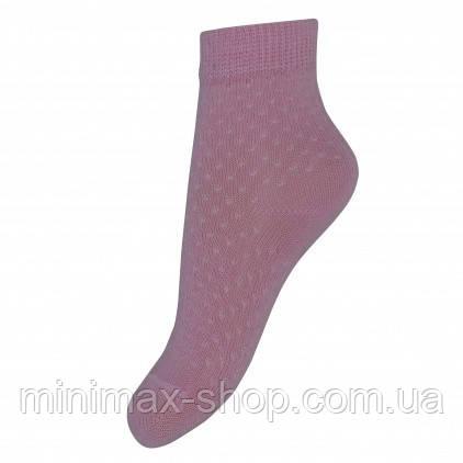 Носки детские Легка Хода 9138, розовый, р.10-12