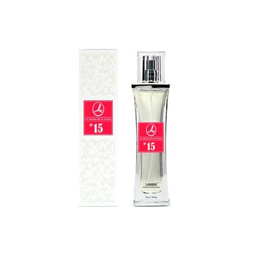 """женская парфюмированная вода """"Gucci Rush"""" Lambre / Ламбре №15, 50 мл"""