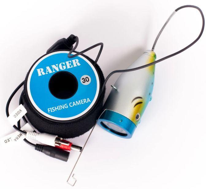 Підводна Камера Ranger 30 m Lux Case та Record RA 8851