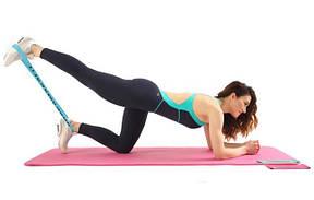Фитнес резинки и эспандеры