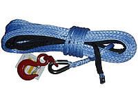 Трос для лебедки T-MAX синтетический 9500-17600 lbs,