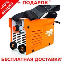 Профессиональный сварочный аппарат инверторного типа ПлазмаММА 300D с LED - индикацией