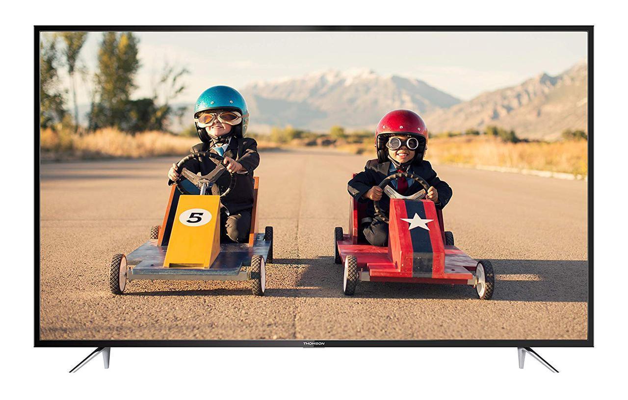 Телевизор Thomson 43UD6336 (РРI 1200 / UltraHD / 4K/ SmartTV /Dolby Digital Plus/ 2х8Вт /DVB-C/T/S/T2/S2)