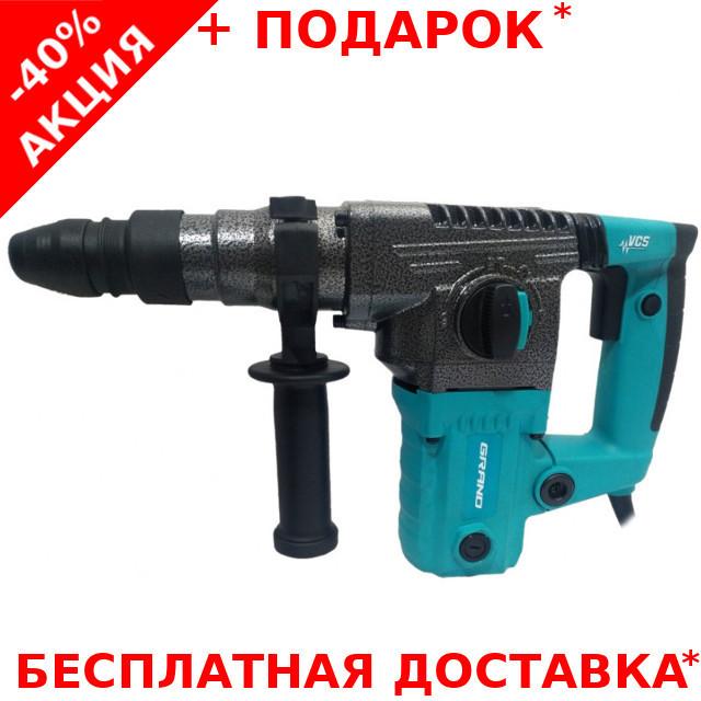Профессиональный перфоратор GRAND ПЭ-1450DFR для сверления и штробления