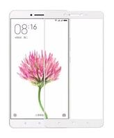 Защитное стекло для Xiaomi Redmi Note 3 / Redmi Note 2 Pro цветное Full Screen белый