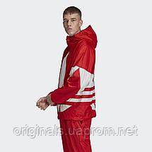 Ветровка мужская adidas Big Trefoil Windbreaker FM7076 , фото 2