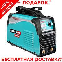 Профессиональный сварочный аппарат инверторного типа GRAND Professional ММА-330 с LED - индикацией