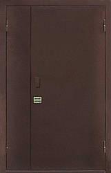 Дверь в подъезд с кодовым замком и доводчиком-Стандарт