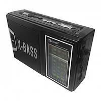 Радиоприемник GOLON RX-166 Черный