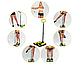 Універсальний фитнет тренажер для всього тіла Booty MaxX, фітнес тренер для тіла, фото 9