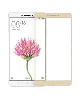 Защитное стекло для Xiaomi Redmi Note 5a Prime / Redmi Y1 цветное Full Screen золото