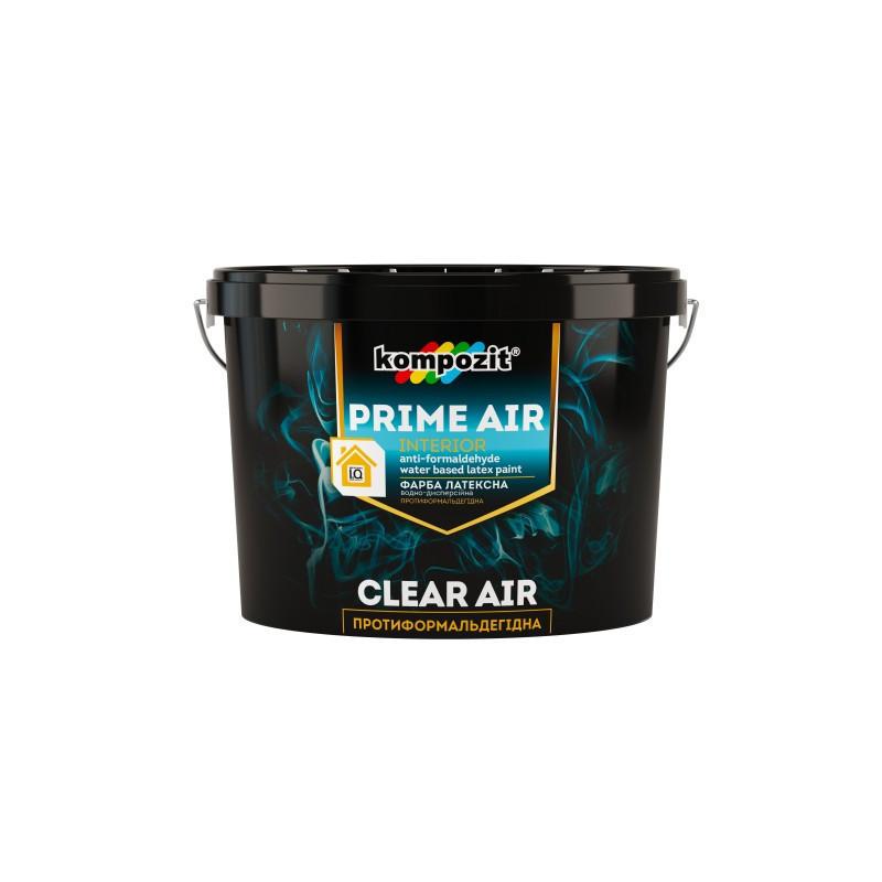 Краска интерьерная Kompozit PRIME AIR (9 л)