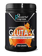 Глютамин Powerful Progress Gluta-X 500g.