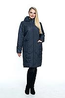 Куртки женские демисезонные украина батал 54-70 синий