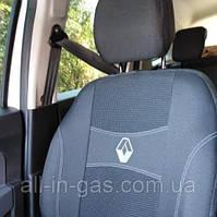 """Чехлы на Рено Кенго II 2008- (полный комплект) / авто чехлы Renault Kangoo """"Nika"""""""