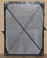 Радиатор DAF XF105 (без рамки)