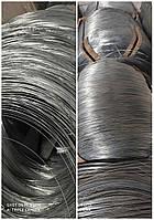 Проволока ф1,7мм термически необработанная (твердая) оцинкованная