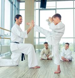Боевые искусства для взрослых и детей