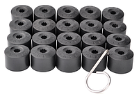 Колпачки для болтовVAG. Набор 20 шт ОЕМ:1K06011739B9 и 1K0601173A9B9