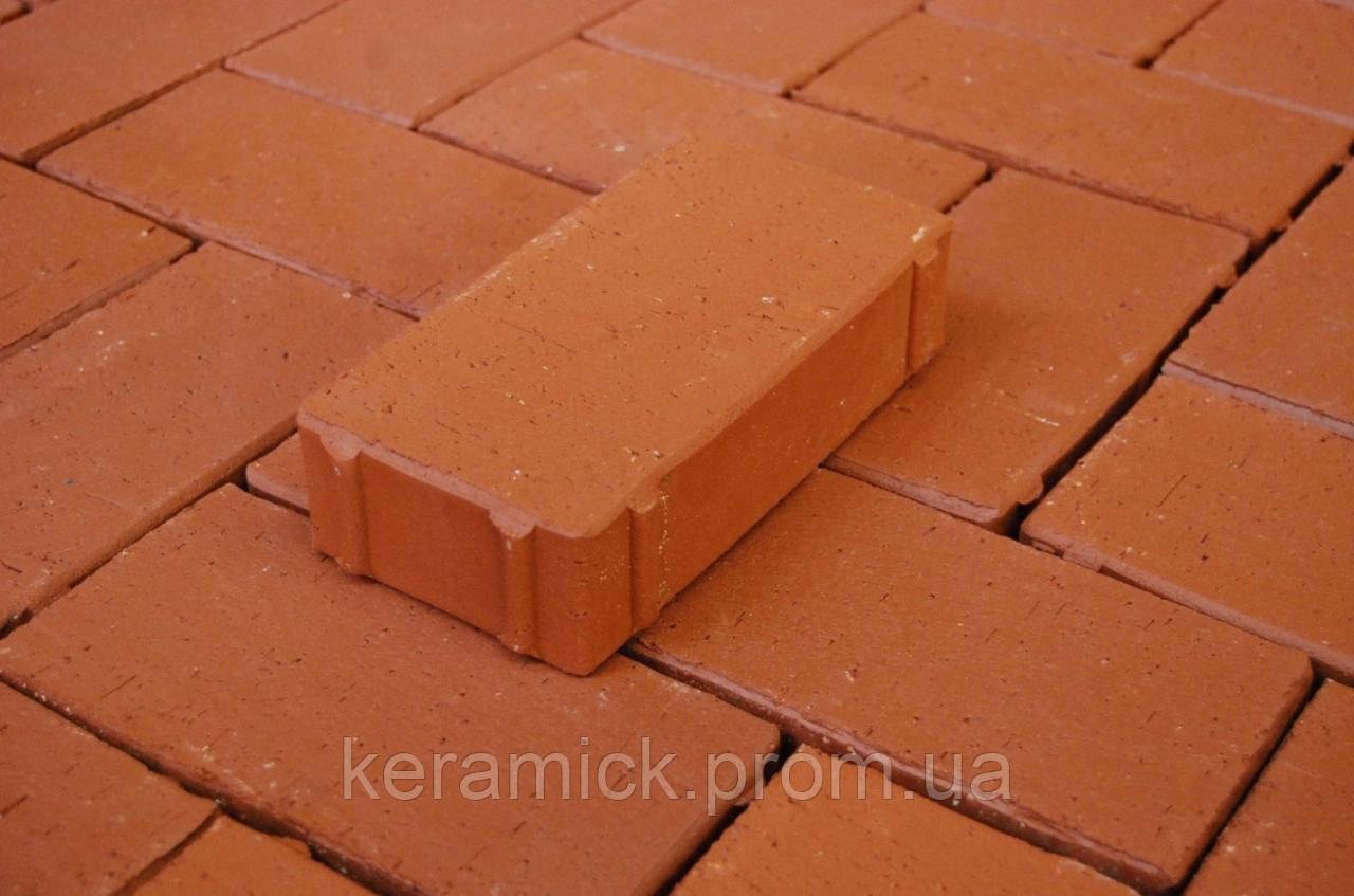 Клинкерная керамическая брусчатка «Бруккерам» завода «Керамейя»