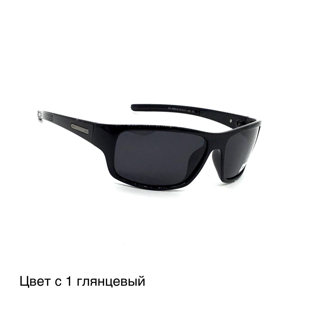 Мужские солнцезащитные очки с полароидной линзой 9616 С1