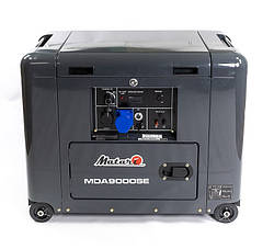 Однофазный дизельный генератор Matari MDA9000SE-ATS (7 кВт)