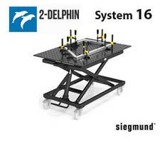Стол сварочный с подъёмом Siegmund 1200x800