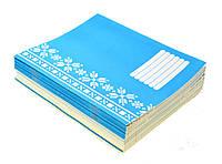 Тетрадь ученическая 24 листа клетка Polisvit, фото 1