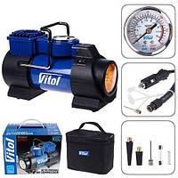 Автомобильный компрессор Vitol K-60