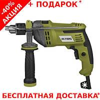 Дрель ударная ELTOS ДЭУ-1300 для домашнийх и профессиональных работ