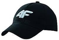 Бейсболка вышивка 4F черный
