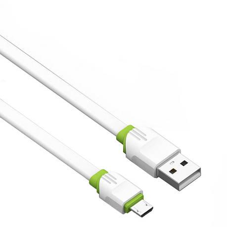 Кабель USB - MicroUSB LS35 2m *3011013377 [1990], фото 2