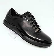 Туфли мужские кожаные Boss Victor.