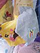 Набор махровых полотенец 10шт. Хлопок!, фото 3