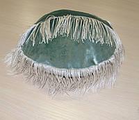 Подушка Круглая бирюза
