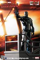 "Prebuilt Model Iron Man 3 - Mark 40 - Hyper Velocity Suit ""Shotgun"". 1/24 DRAGON 35602"