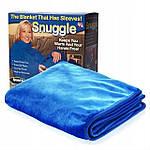 Сенсорные перчатки iGlove + Плед с рукавами Snuggi, фото 5