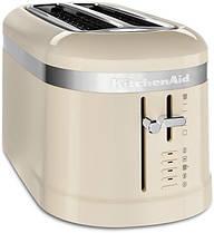 Тостер Kitchenaid Design Collection для 4 тостів 5KMT5115EAC кремовий