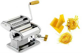 Машинка для лапши | Машинка для раскатки теста | Лапшерезка ручная BN-008