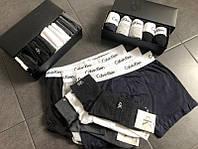 Мужские трусы (5 шт.) + носки (9 пар) = 430.(в подарочных коробках.