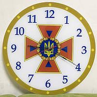 Часы с логотипом круглые Д=500 мм