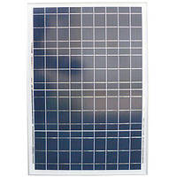 Perlight Solar Солнечная батарея (панель) 40Вт, 12В, поликристаллическая, PLM-040P-36, Perlight Solar