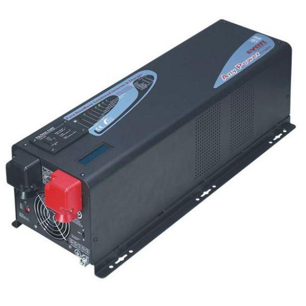 AXIOMA energy Гибридный источник бесперебойного питания с чистой синусоидой с функцией стабилизатора APS 5000W-48V, 5000Вт, 48В, AXIOMA energy